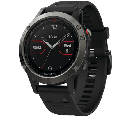 Garmin fenix 5 47mm Multisport GPS Watch