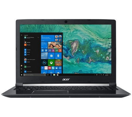 "Acer 15.6"" Aspire 7 Laptop - Core i7, 8GB RAM,1TB HDD"