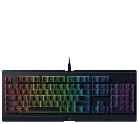 Razer Cynosa Chroma Gaming Keyboard — QVC com