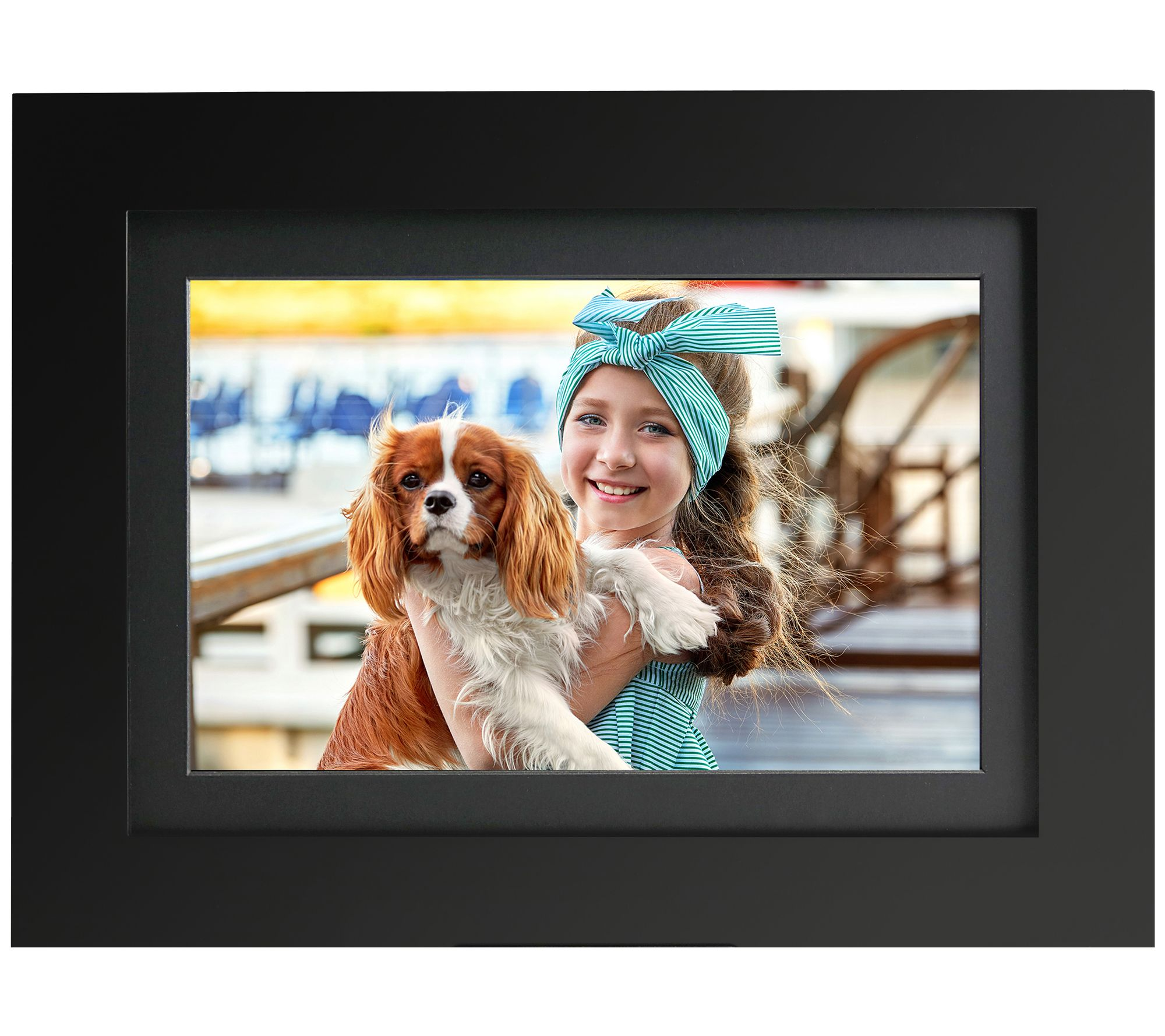 Brookstone smart digital photo frame