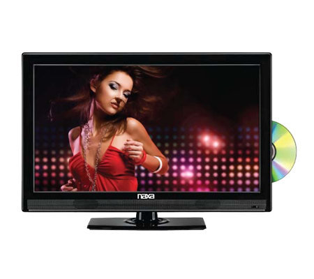 "Naxa 22"" Class 1080p LED HDTV with Built-in DVDPlayer, Tuner"