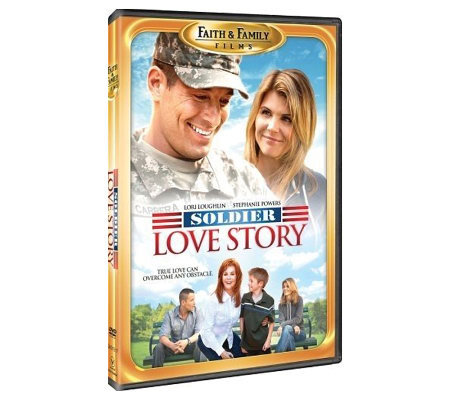 Soldier Love Story DVD