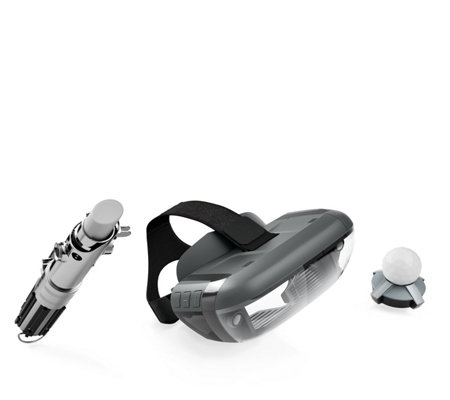 Star Wars: Jedi Challenges Mirage AR Headset &Lightsaber