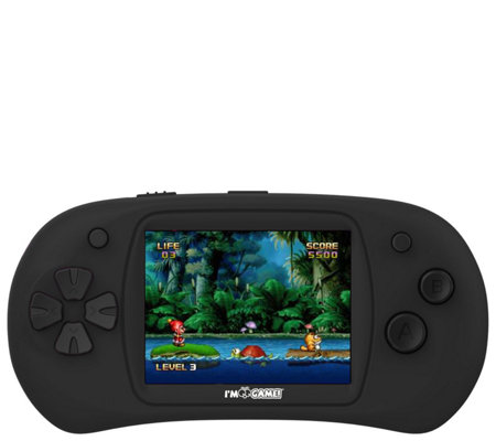 I'm Game GP150 Handheld Game Console with 150 Built-in Games