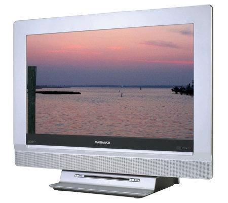 Magnavox 20mf251w 20 34 Diagonal Hd Ready Lcd Tv Dvd Combo