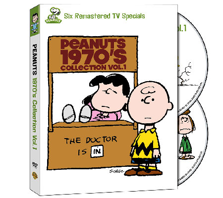 Peanuts: 1970's Collection DVD Volume I