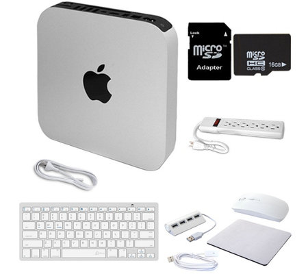 Apple Mac mini - Intel Core i5, 4GB RAM, 500GB HDD