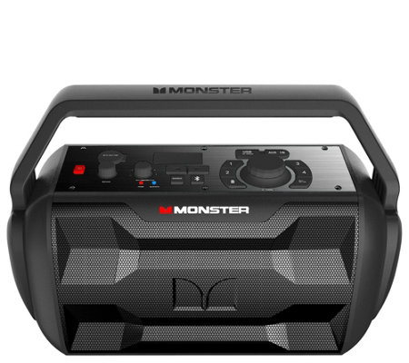 Monster Nomad Indoor Outdoor Wireless Btspeaker