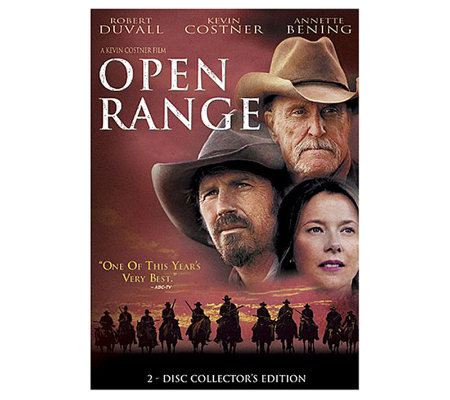 Open Range - 2-Disc DVD Set