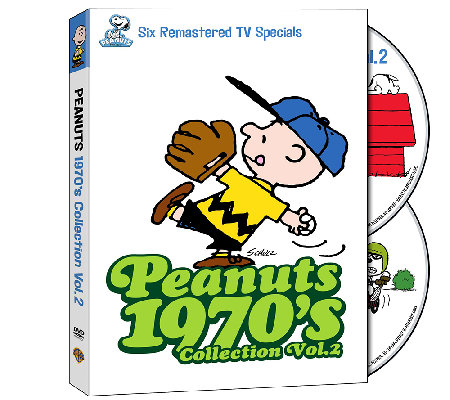 Peanuts: 1970's Collection DVD Volume II