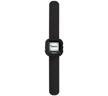 Impecca 4GB MP3 Player and Pedometer Slap Watch