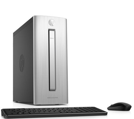 HP ENVY Desktop - Intel i7, 8GB RAM, 1TB HDD, 256GB SSD
