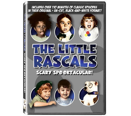 Little Rascals: Scary Spooktacular DVD