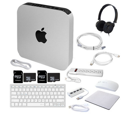 Apple Mac mini - Core i5, 8GB RAM, 1TB Fusion & Accessories