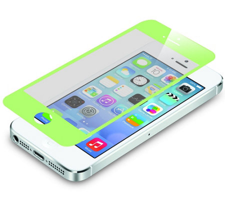 X-Tanium Tempered Glass Screen Protector for iPhone 5/5S/5C