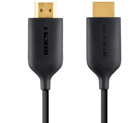 Belkin 12' Long High-Speed Slim ProfileHDMI Cable