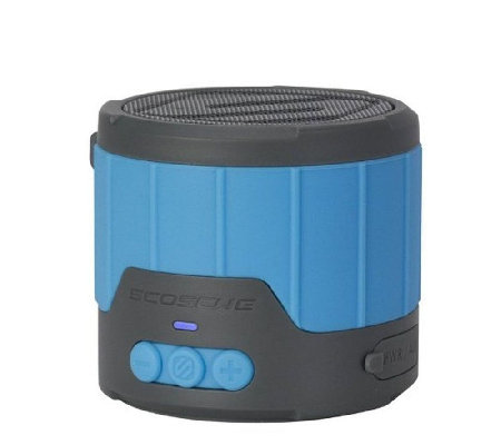 Scosche boomBOTTLE Mini Rugged Bluetooth Portable Speaker