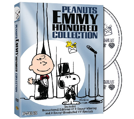 Peanuts: Emmy Honored Collection DVD