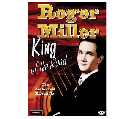 Roger Miller: King of the Road DVD