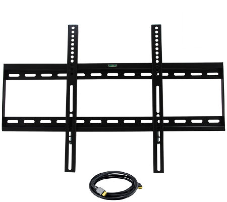 "MegaMounts 32"" to 55"" TV Wall Mount with HDMI Cable"