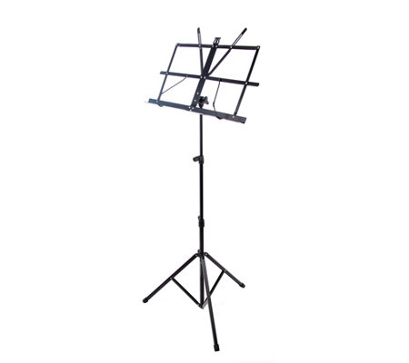 Reprize Accessories Folding Music Stand with Carrying Case