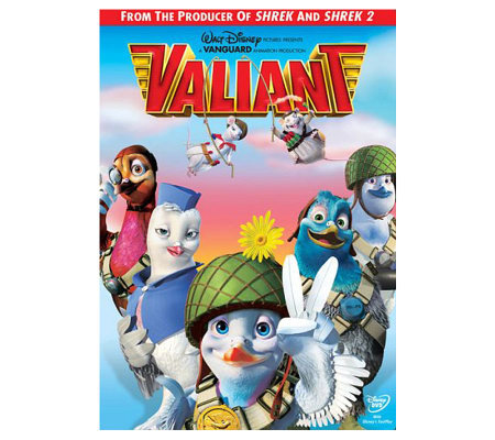 Valiant - DVD
