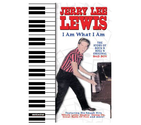 Jerry Lee Lewis: I Am What I Am DVD