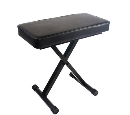 "Reprize Accessories Keyboard Bench with 2"" Pad"