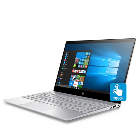 "HP ENVY 13"" Touch Laptop - Core i7, 8GB RAM, 256 SSD"