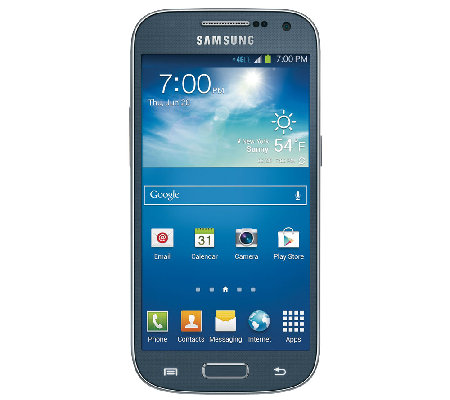 Samsung Galaxy S4 Mini Android Smartphone on Sprint Prepaid