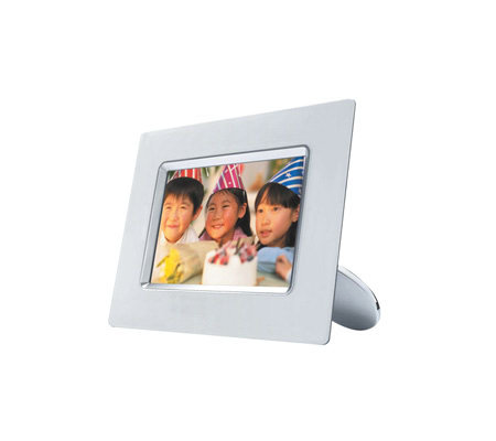 Philips 7 Diagonal Digital Picture Frame White Qvccom