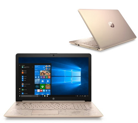 "HP 17"" Touch Laptop Core i5 8GB RAM 1TB HDD with Optane & Office 365"