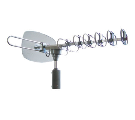 Supersonic Outdoor HDTV Digital Amplified TV Rotating Antenna