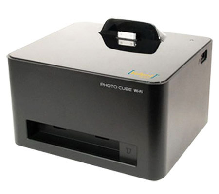 Vupoint Solutions Wi Fi Photo Cube Portable Photo Printer Page 1