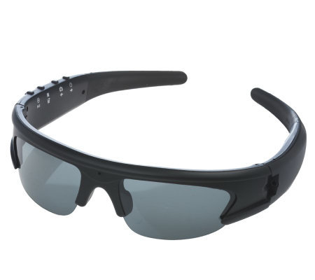 Active-I Sunglasses w/ Built-in Camera and Audio Recording ...