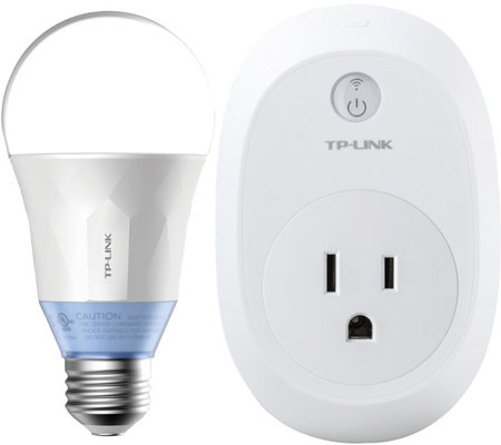 TP-Link Smart Home Wi-Fi Starter Kit