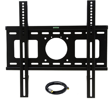 "Extra Support 32"" to 50"" TV Wall Mount with HDMI Cable"