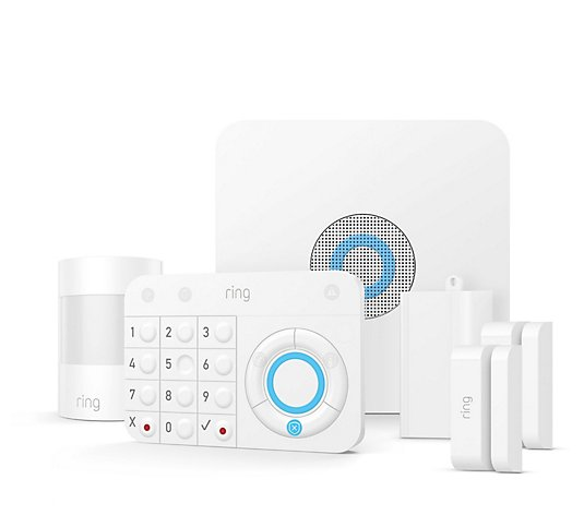 Ring Alarm Security Kit With Motion Door & Window Sensors
