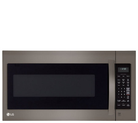 LG 2.0-Cubic Foot Over-the-Range Microwave Oven