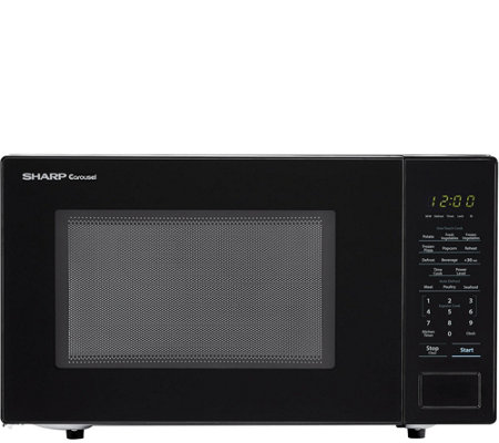Sharp Carousel 1.1-Cubic Foot 1000W CountertopMicrowave Oven