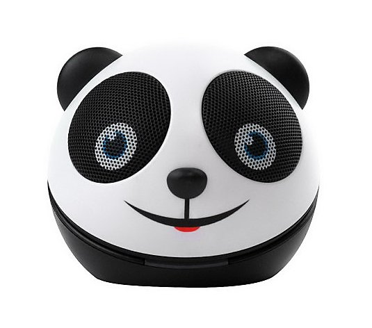 Zoo Tunes Compact Portable Bluetooth Stereo Speaker