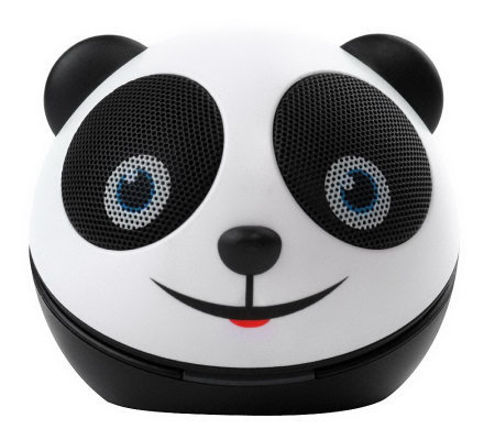 Zoo Tunes Compact Portable Bluetooth StereoSpeaker