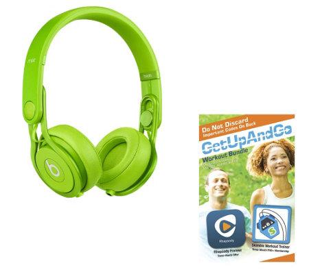 Beats Mixr On-Ear High Performance Headphones w/ App Pack — QVC com