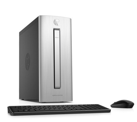HP ENVY Desktop - Core i7, 16GB RAM, 1TB HDD, 256 SSD