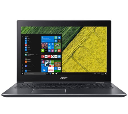 "Acer 15.6"" Spin 5 2-in-1 Laptop - Core i5, 8GBRAM, 1TB HDD"