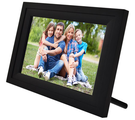 "LifeMade 10"" Wi-Fi Picture Frame with Voucher"