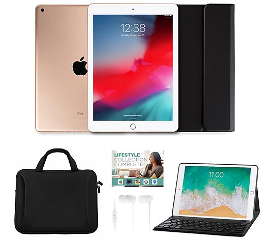 "Apple iPad Air 10.5"" 64GB WiFi with Accessories and Voucher"