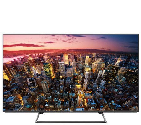"Panasonic 65"" 4K Ultra HD 3D Smart TV with 240Hz"
