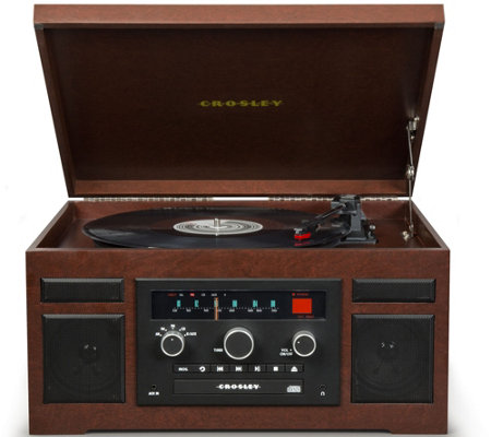 Crosley Radio Patriarch Entertainment Center