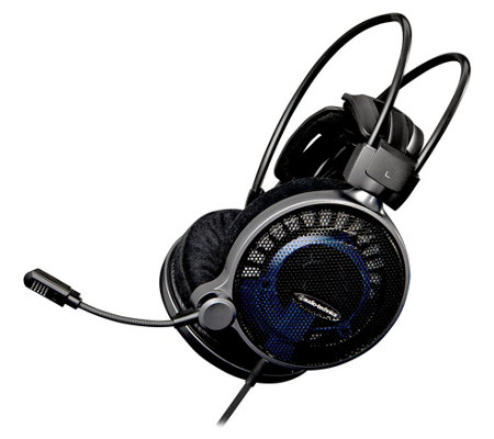 Audio-Technica Hgh-Fidelity Gaming Headset